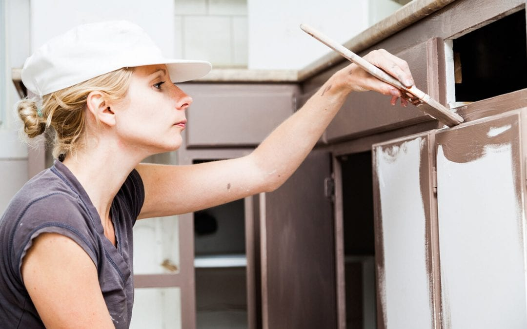 4 Home Improvement Projects For Winter to Complete Indoors