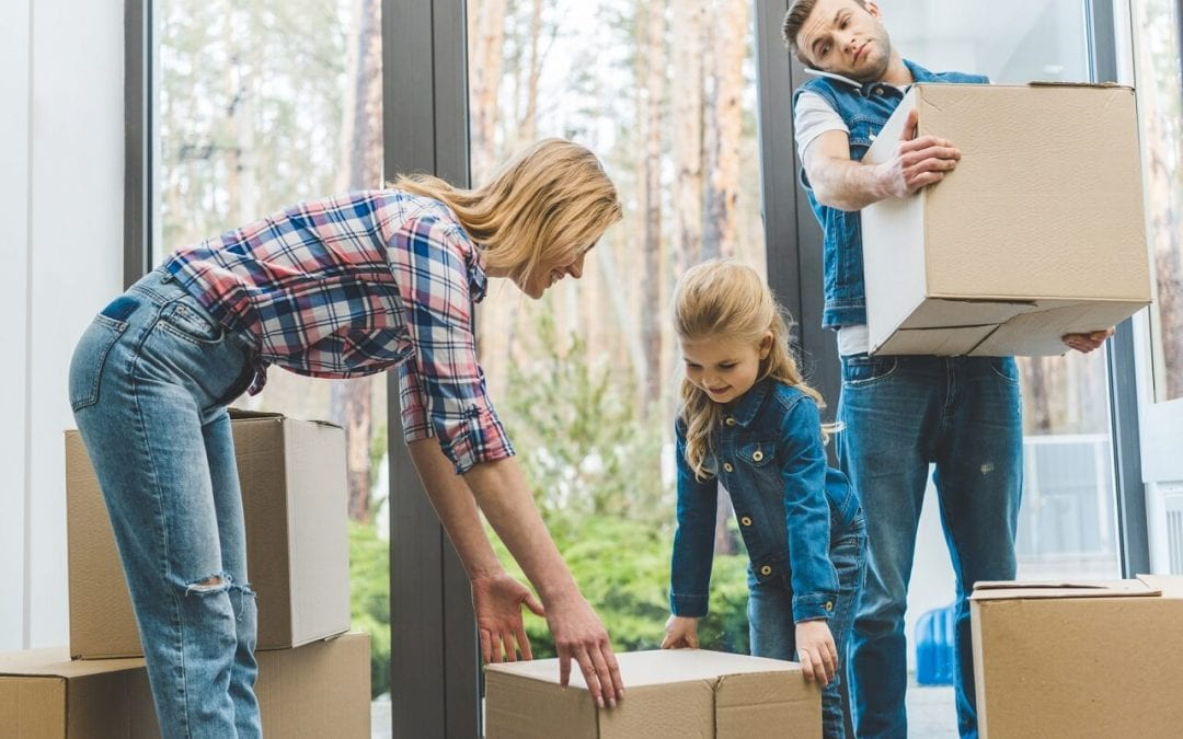 5 Tips for Moving With Your Family